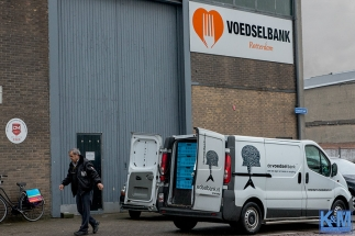 Regional Distribution Center Food Bank Rotterdam