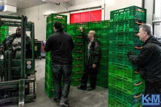 Empty-crates