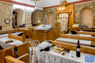 Nahalat-Shiva - First-synagogue-outside-Old-City