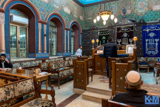 Syrian-Ades-Synagogue-in-Nachlaot