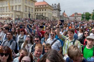 Prague - Tourism en Masse
